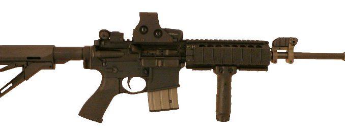 Building a California-legal AR-15 rifle - RifleBlog